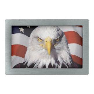 eagle Belt Buckle Pewter