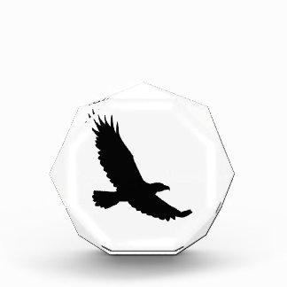 Eagle bird acrylic award