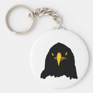 eagle black key chain