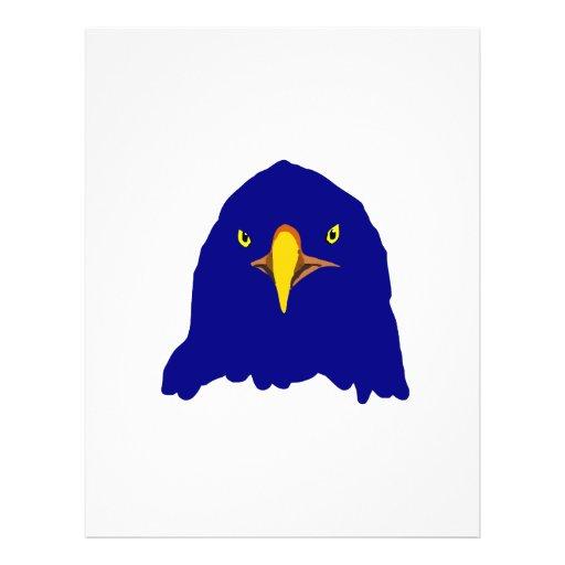 "eagle blue 8.5"" x 11"" flyer"