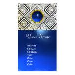 EAGLE ,blue sapphire Business Cards