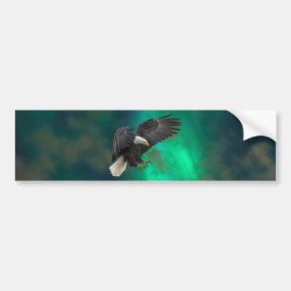 Eagle Bumper Sticker