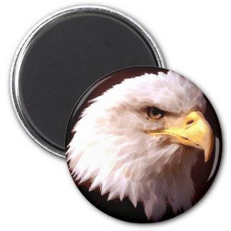 Eagle calvo American Eagle Imán De Frigorifico
