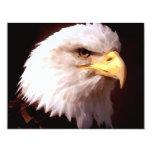 Eagle calvo American Eagle Invitacion Personalizada