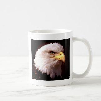 Eagle calvo American Eagle Taza De Café