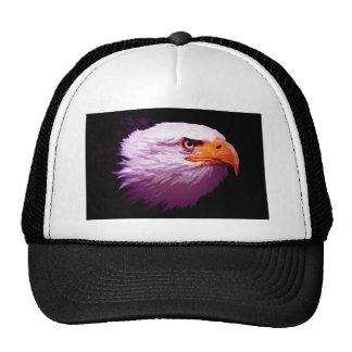 Eagle calvo americano gorro