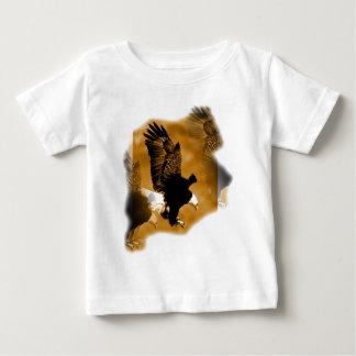 Eagle calvo americano tshirts