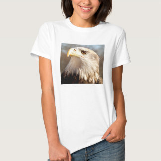 Eagle calvo americano polera