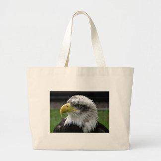 Eagle calvo bolsas de mano