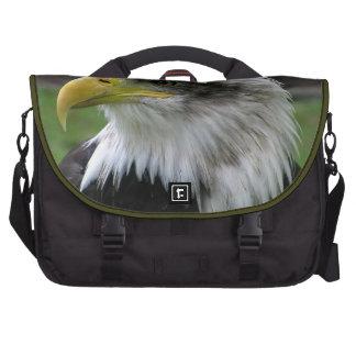 Eagle calvo bolsas de ordenador