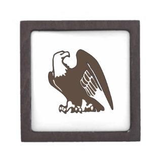 Eagle calvo cajas de regalo de calidad
