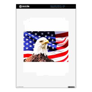 Eagle calvo calcomanías para iPad 2