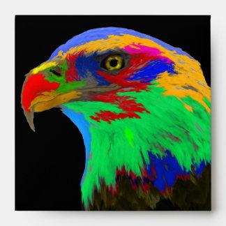 Eagle calvo (cepillado)
