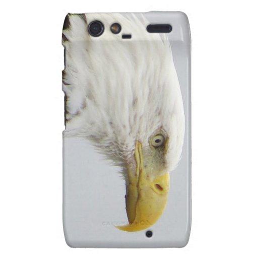 Eagle calvo droid RAZR funda