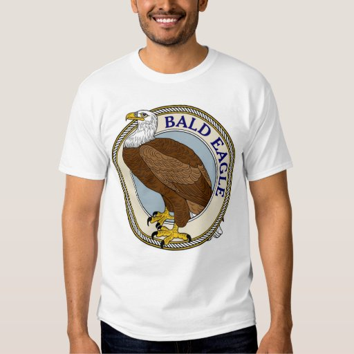 Eagle calvo (erija) - M Camisas