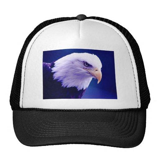 Eagle calvo gorro de camionero