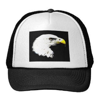 Eagle calvo gorras de camionero