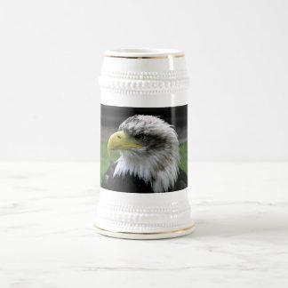 Eagle calvo jarra de cerveza