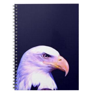 Eagle calvo libretas espirales