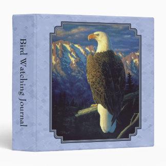 """Eagle calvo norteamericano carpeta 1 1/2"""""""