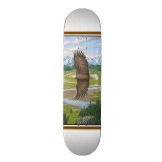 Eagle calvo patin