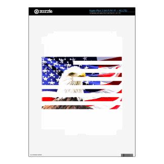 Eagle calvo pegatina skin para iPad 3