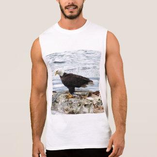 Eagle calvo remera sin mangas