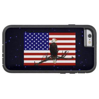 Eagle calvo siempre vigilante funda de iPhone 6 tough xtreme
