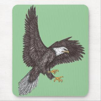Eagle calvo mouse pad