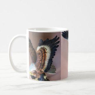 Eagle calvo taza clásica