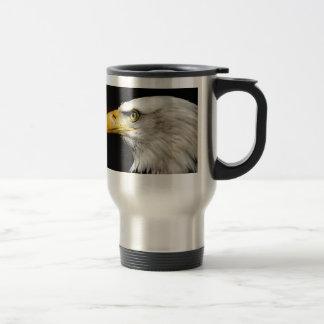 Eagle calvo taza térmica