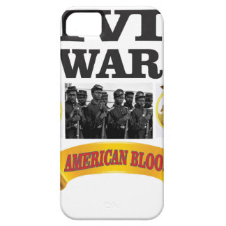 eagle civil war art iPhone SE/5/5s case