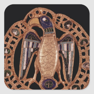 Eagle clasp from Gisela Wife of Emperor Conrad Stickers
