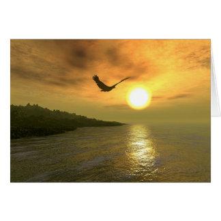Eagle Coast (card) Card