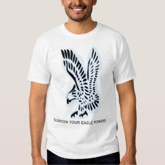 Eagle (con convoque a su texto de los poderes de poleras