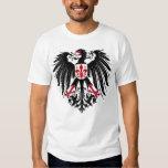 Eagle con la flor de lis camisas