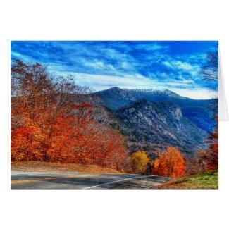 Eagle Crag, Franconia Range Card