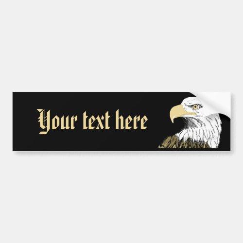 Eagle Create Your Own Bumper Sticker