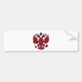 eagle crest bumper sticker