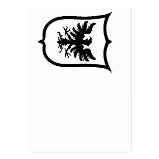 Eagle Crest Large Business Cards (Pack Of 100)