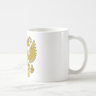 eagle crest classic white coffee mug