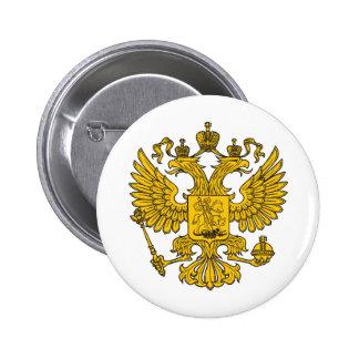 eagle crest pinback button