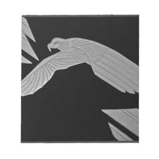Eagle cristalino blocs de papel