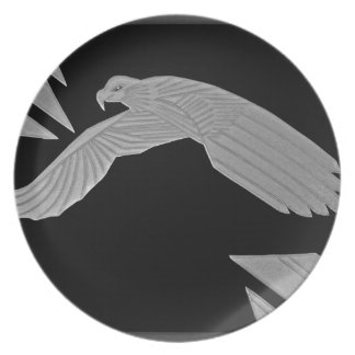 Eagle cristalino platos