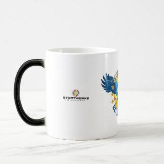 "Eagle cup of ""public utilities "" coffee mugs"