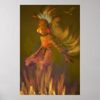 Eagle dancer posters