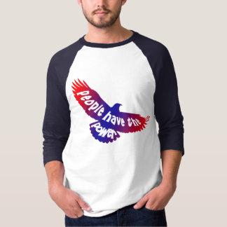~ Eagle de elevación del poder popular de RW&B Camisas