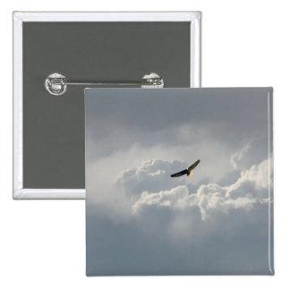 Eagle de elevación pin cuadrada 5 cm