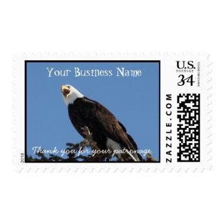 Eagle de griterío; Promocional Franqueo