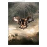 Eagle de oro felicitaciones